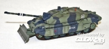 Challenger II - In Action Kosovo 1999, Brit. Easy Model in 1:72