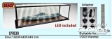 Acryl- Vitrine 1.500 mm x 440 mm x 440 mm LED includ