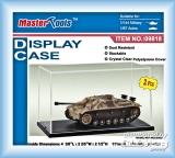Plastic transparent case 111 mm x 61 mm x 63 mm