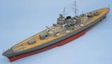 BISMARCK Schlachtschiff