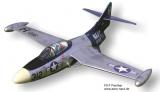 Panther F9F f. Fahrwerk