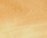 2 Ahorn Holzbrettchen, 4,0 mm dick, 500 mm lang